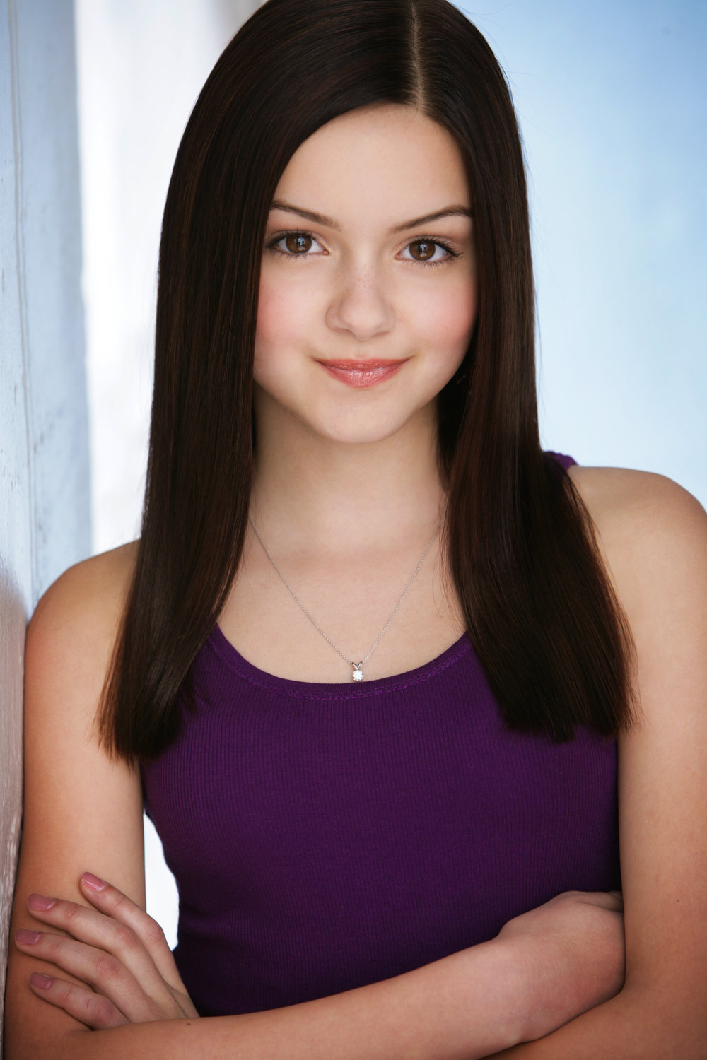 Ariel Winter headshot by Shandon Photography