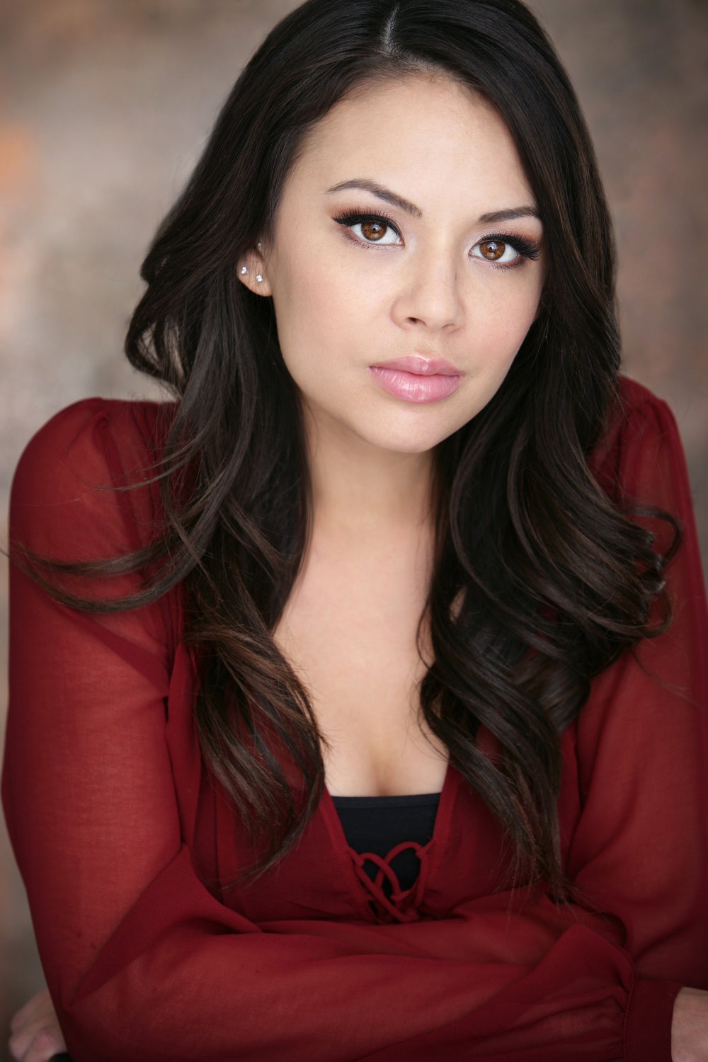 Janel Parrish headshot by Shandon Photography