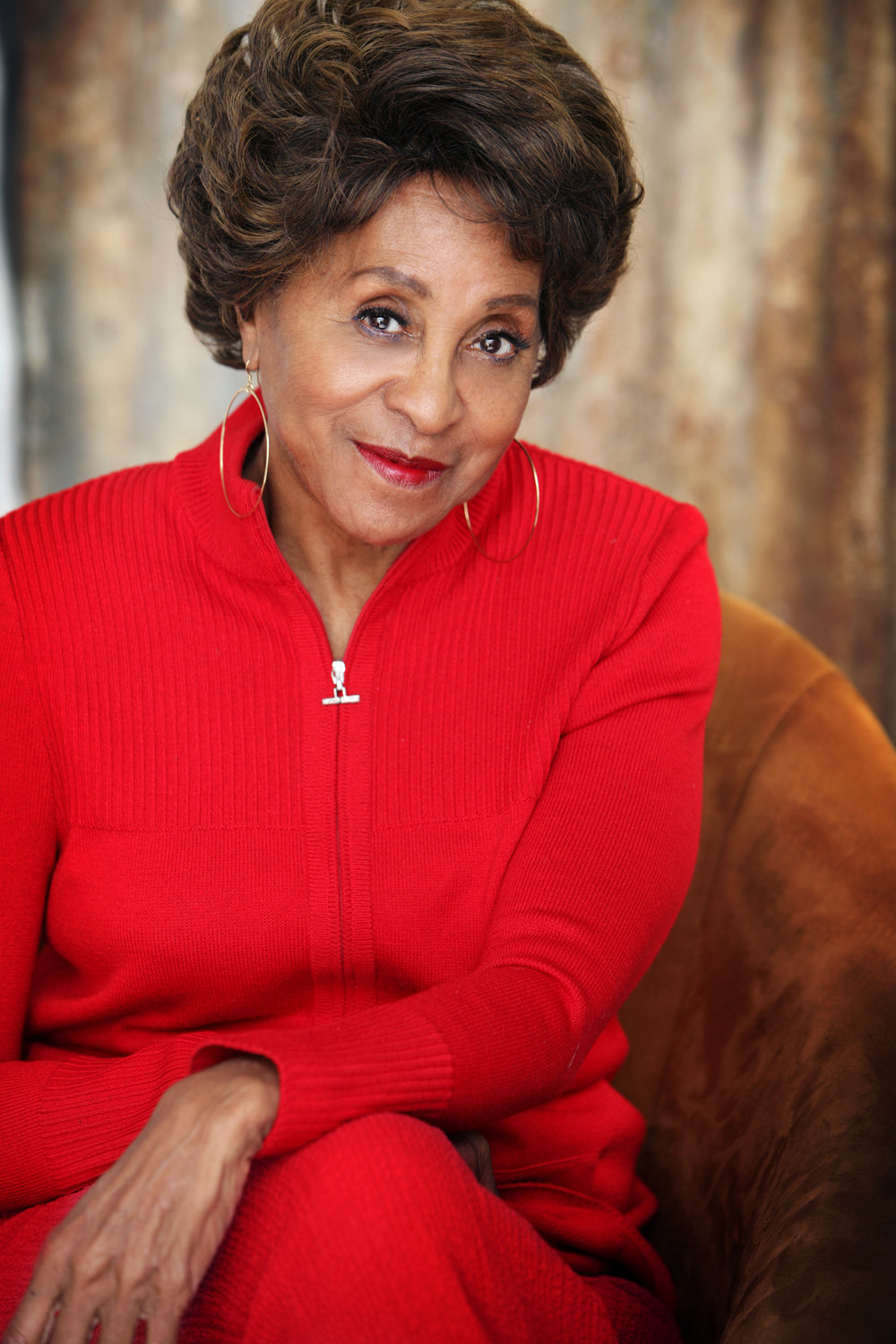 Marla Gibbs headshot by Shandon Photography