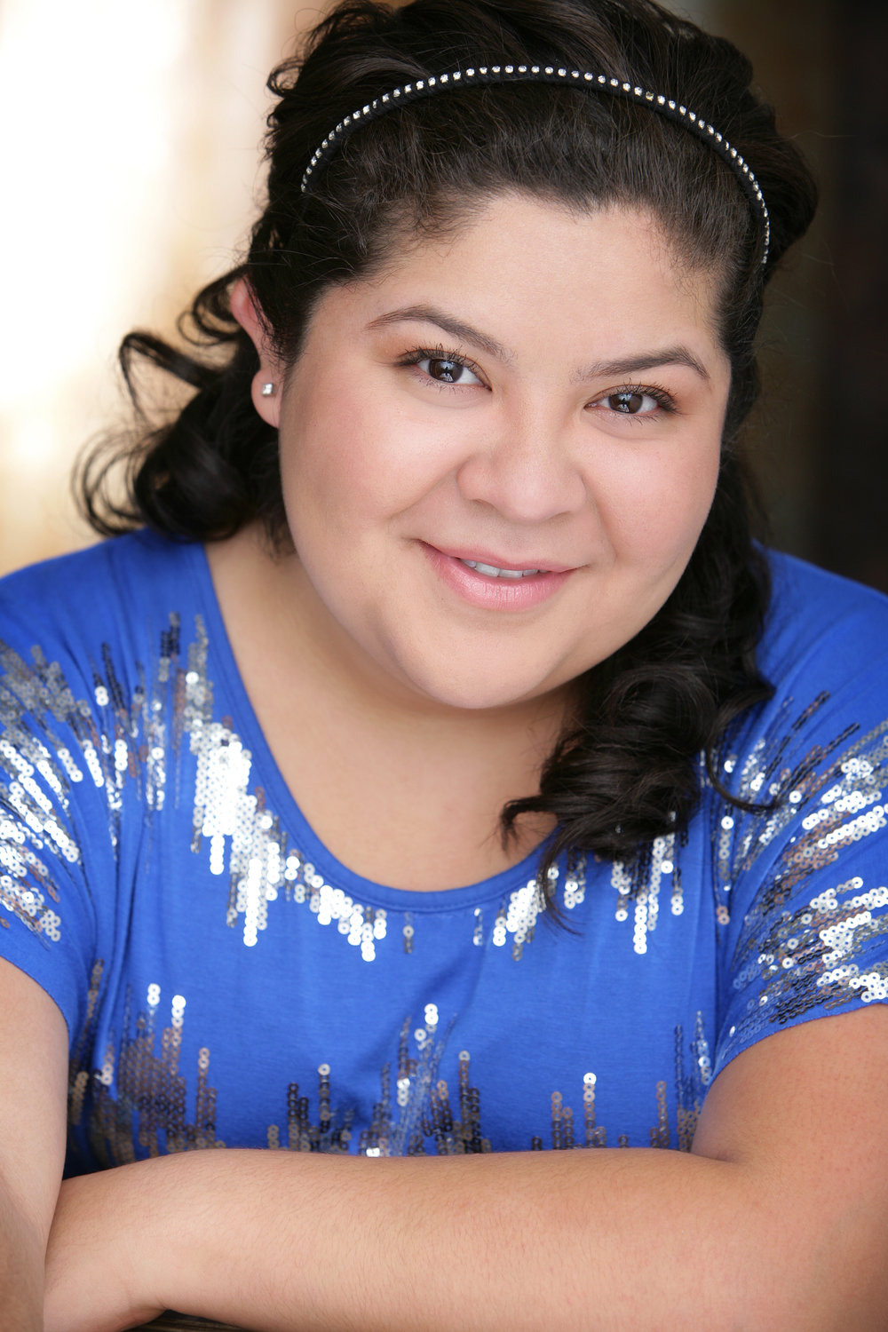 Raini Rodriguez headshot by Shandon Photography