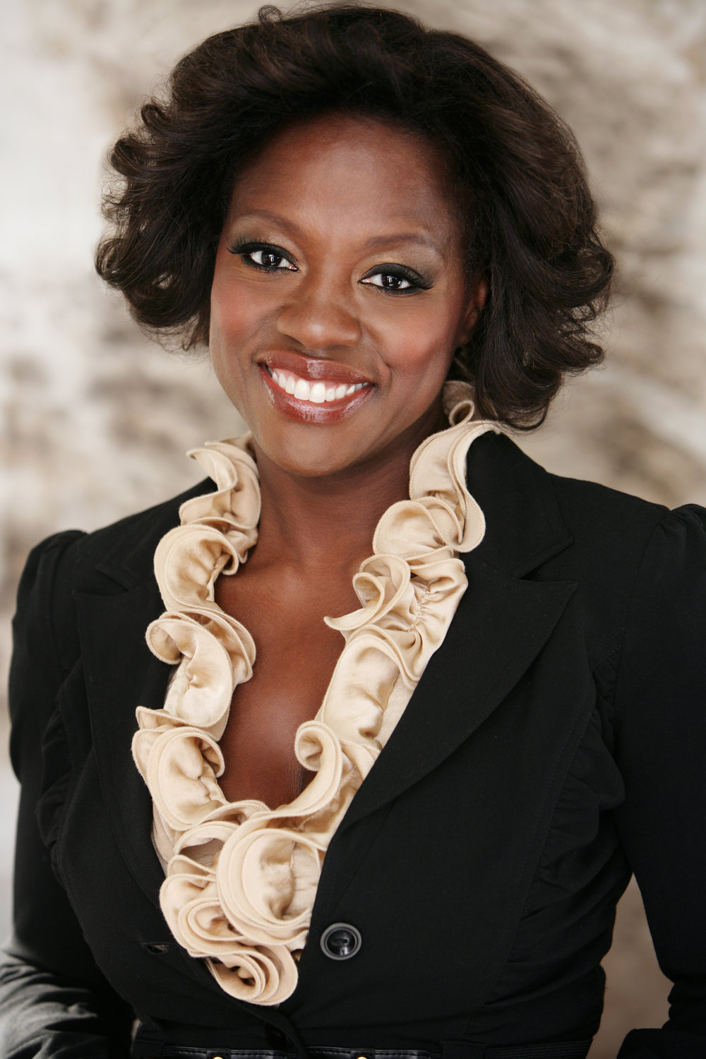 Viola Davis headshot by Shandon Photography