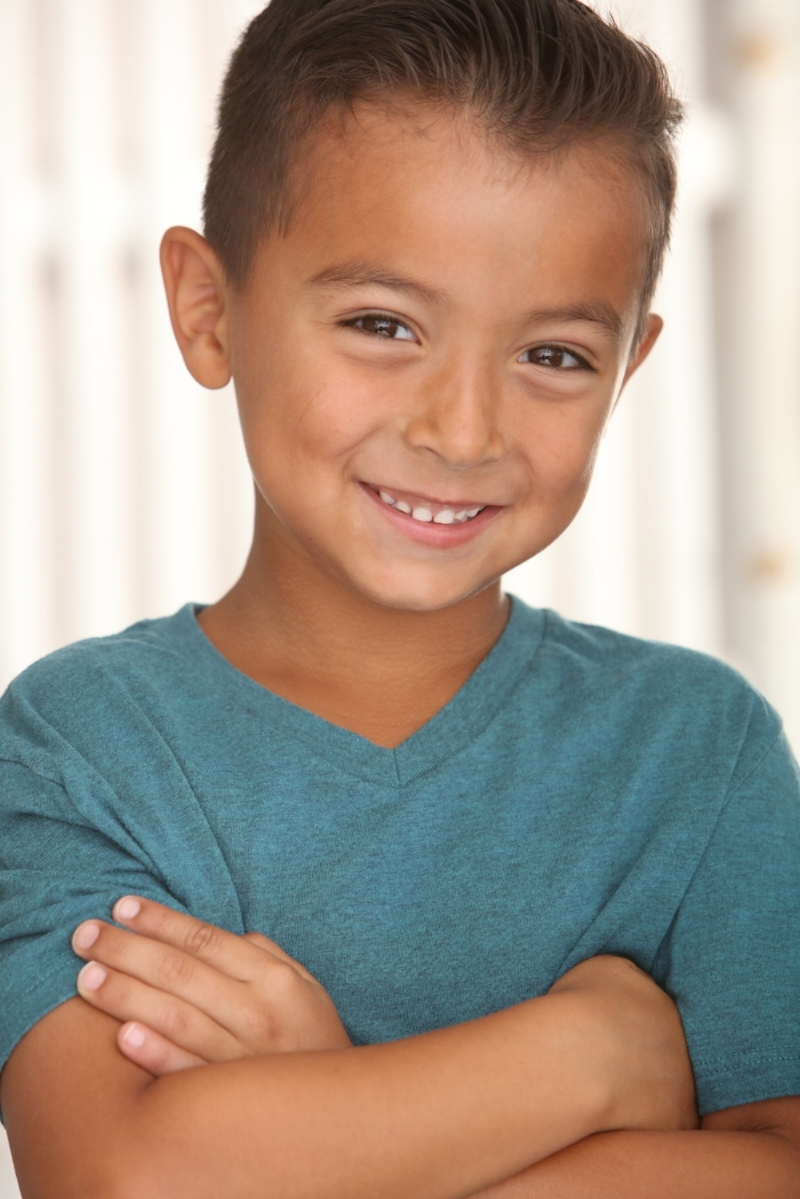 A great example of an Actor-Driven Headshot that's beaming with charisma and personality.