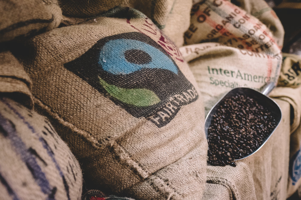 WHOLESALE - Get Our beans in your shop.