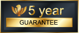 Gold Label 5-year guarantee 75%.png