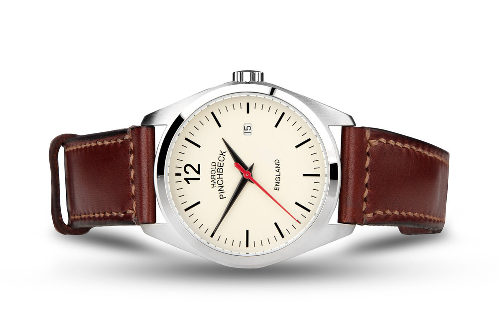 Watch Collection  Elegant watches hand-built in a traditional English workshop.    View