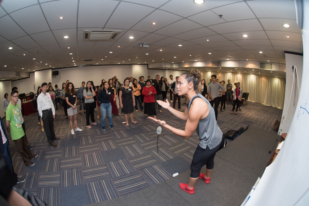 FIT TO LEAD GOES TO KL. - KUALA LUMPUR, JULY 17, 2017FIT TO LEAD offers a dynamic new vision of leadership development; one that places the role of your physical body, firmly alongside that of your thoughts and emotions.
