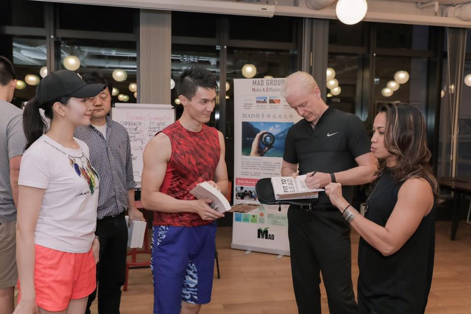 FIT TO LEAD GOES TO HK. - HONG KONG, AUGUST 30, 2017An evening of connection, inspiration and joy! We are glad to bring FIT TO LEAD to Hong Kong, where our journey of marrying personal development coaching and body movement began!