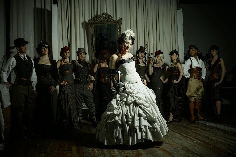 January 3rd: Edwardian Ball Styling Party — Dark Garden