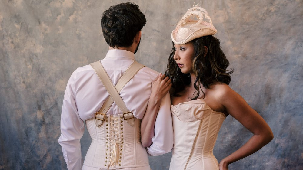 Are you ready to make your couture dreams come true? - Go ahead, schedule a consultation with one of our expert designers!