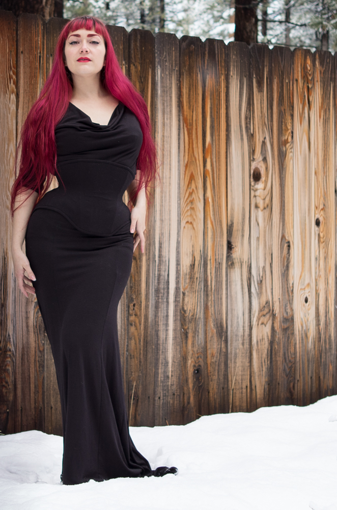 a5de66fdd53 Dollymop for Dark Garden Couture Photo © Alyxander Ryan