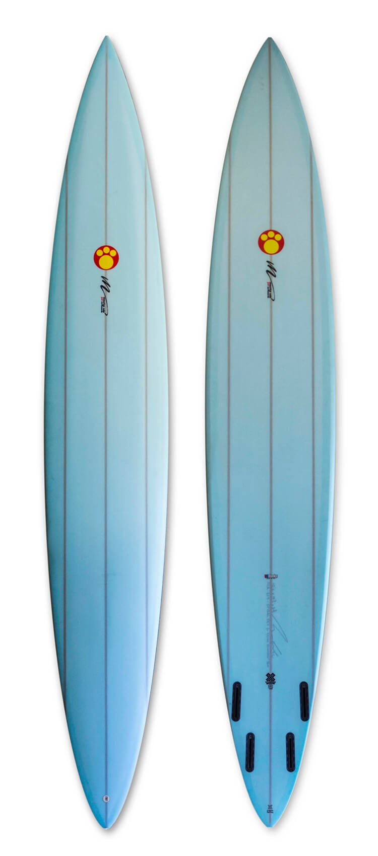 "Noah Johnson 10'6"" epoxy"