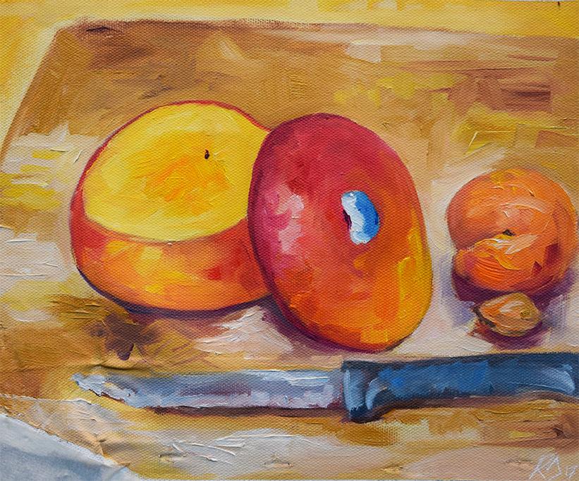 'Mango & Apricot'