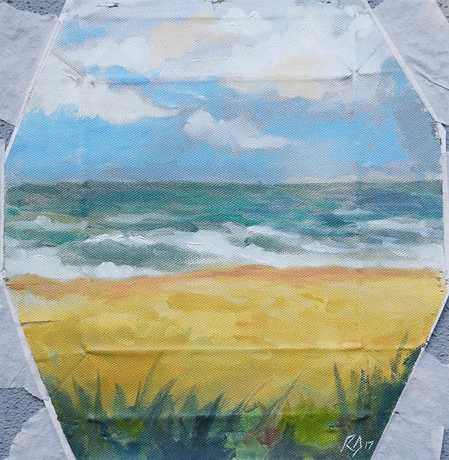 'The Beach'