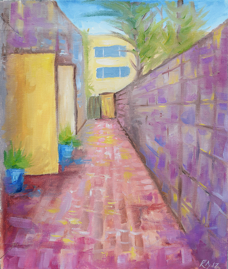 'Back Alley'