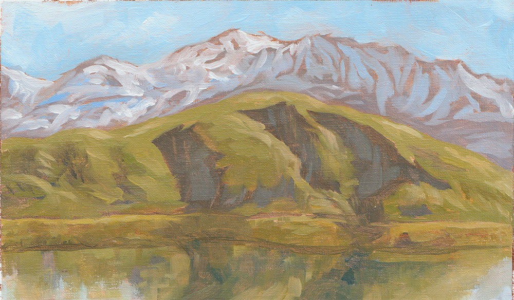 'Cornets Peak, Queenstown'
