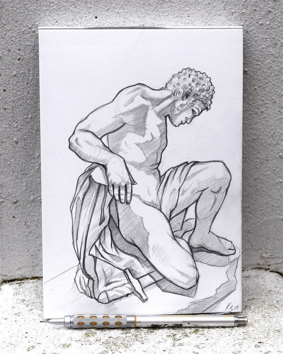 European Marble Sculpture - Day 1