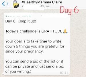 Day 6: GRATITUDE