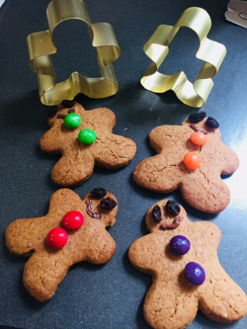 Decorate however you wish, or leave them plain! Either way, they're yummy!