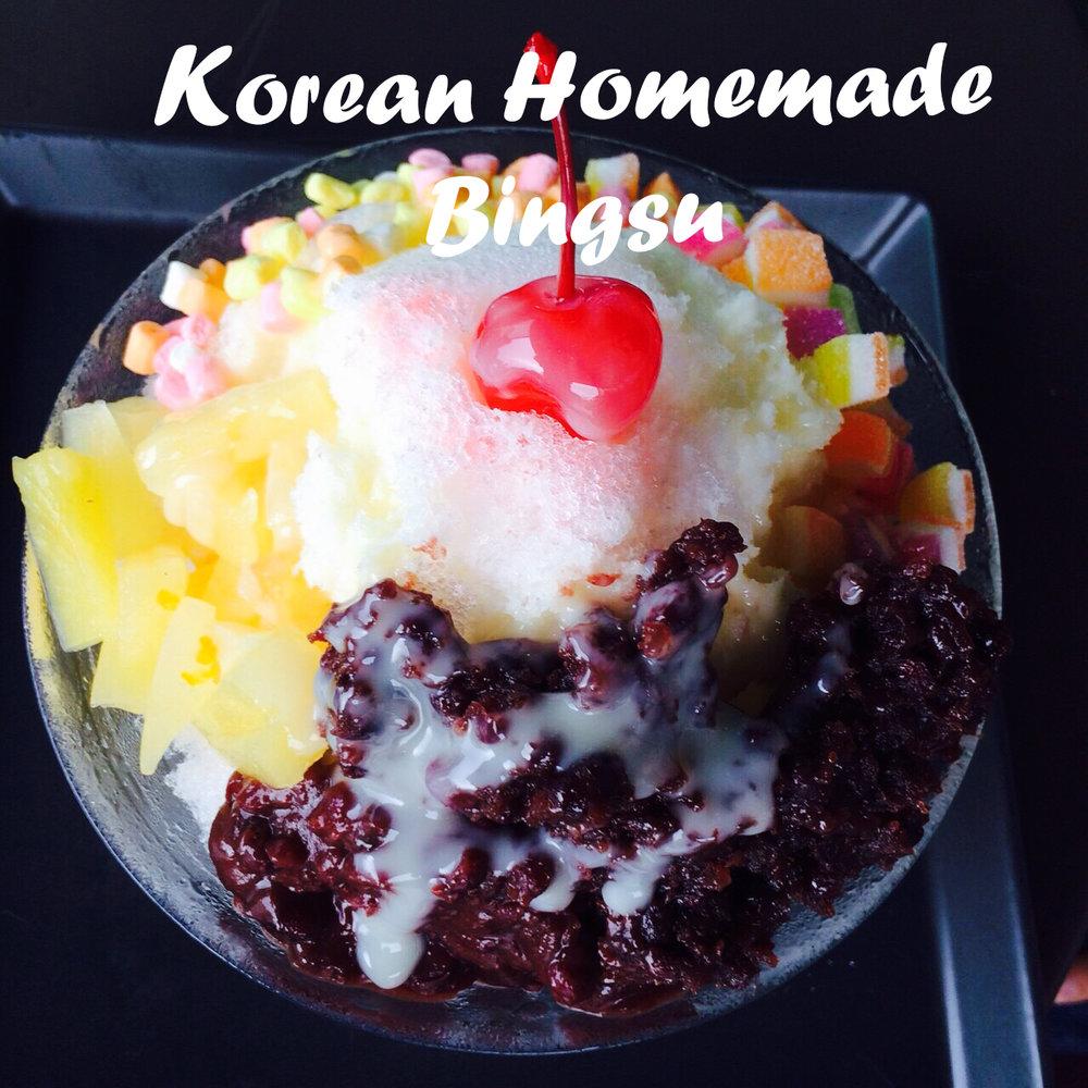 What Is Bingsu Sura Korean Fusion Restaurant