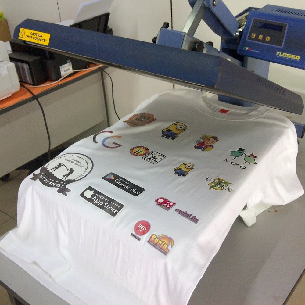 Heat Transfer Decoration Service