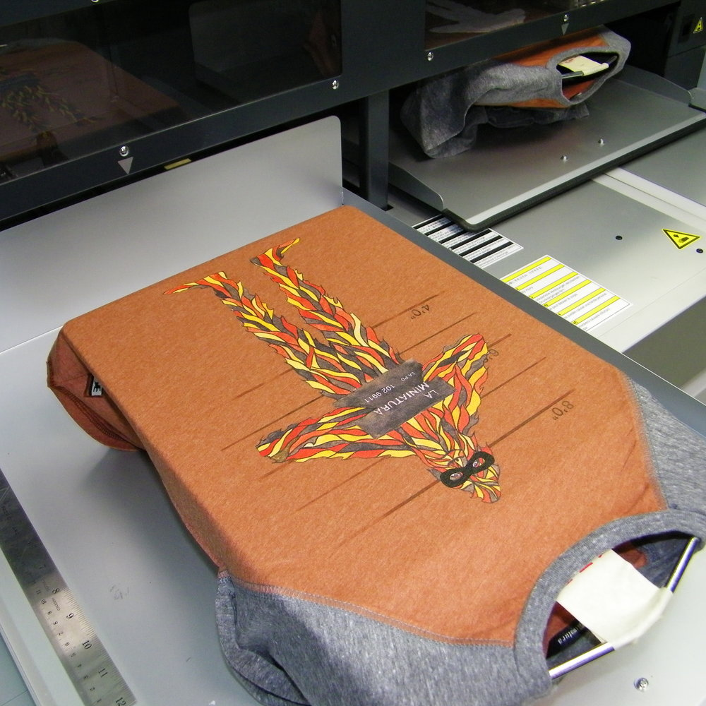 DTG Printing Service