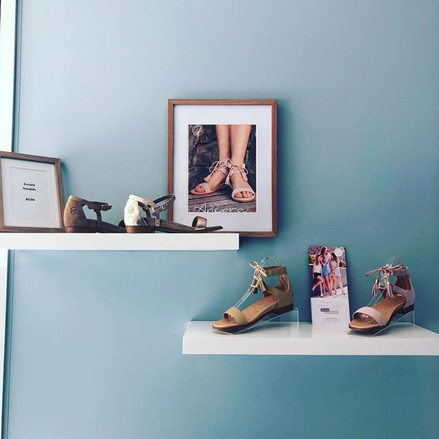 Our @aneara_au sandals are on display and in stock! Come and have them fitted by a podiatrist. #betterstepspodiatry #podiatrist #brisbanepodiatrist #kidsfeet #childrensfeet #kidspodiatrist #orthotics #hypermobility #bulimbabusiness #bulimba #hawthorne