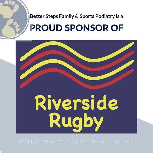 We are proud to be bronze sponsors of Riverside Rugby this year! Come along to sign on day this Sunday 3rd of Feb. Have a great season kids! @riversiderugbybulimba