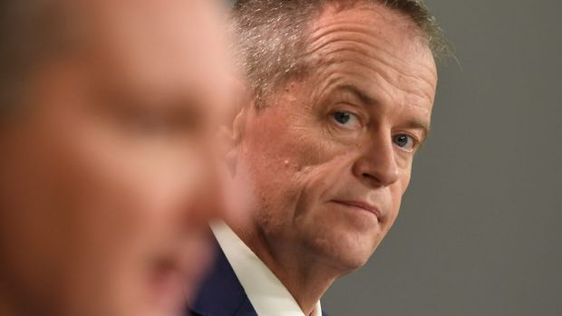 Opposition Leader Bill Shorten: pushing for four-year terms might be opportunist, but that doesn't mean it is a bad idea.Photo: AAP