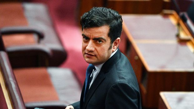 Labor Senator Sam Dastyari: should be obliged to find alternative employment. Photo: Mick Tsikas