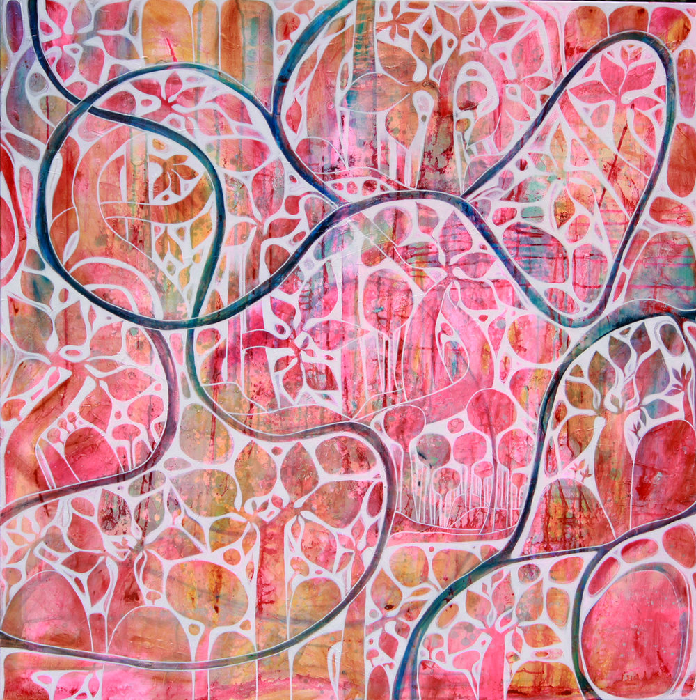 SOLD - Pink Dawn