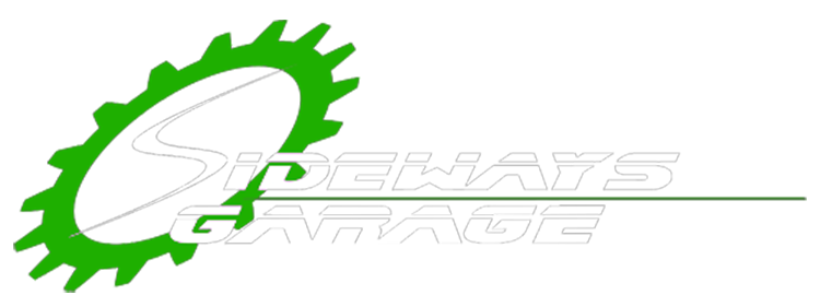 Sideways Garage