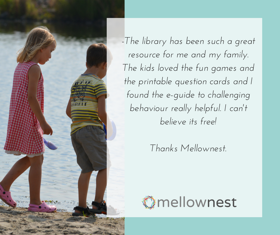 Lifetime access to our FREE members-only library. - Created by a qualified child psychologistIn the library you'll find;Short practical E-guides on behaviour issues.Printable positive affirmations for children.Fun challenges and games for the whole family.Your parenting questions answered in detail.Subscribe once and download as often as you need.