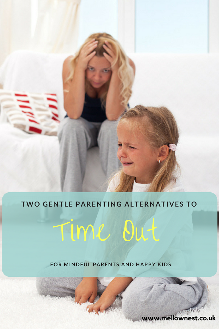 Gentle parenting alternatives to Time Out