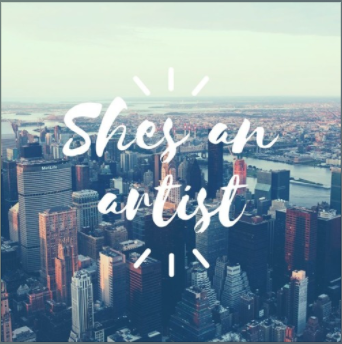Interview with She's An Artist