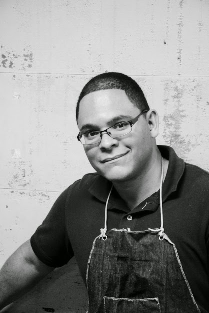 Hi! My name is Freddy Roman and I am maker and restorer. I apprenticed under master craftsmen Philip C. Lowe at the Furniture Institute of Massachusetts (FIM) in Beverly, MA. After graduating I worked for conservation studios and cabinet shops restoring furniture, making built-ins, kitchens, architectural elements, and reproducing museum quality furniture.  In 2007 I opened a furniture making and restoration studio located in Littleton, MA. Currently I am working for private clients, institutions, and conservation studios. When I'm not working in the studio, I can be found educating the public, teaching and demonstrating across the United States.