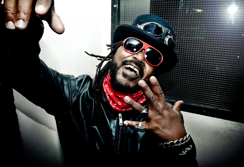 Benji Webbe (Skindred)