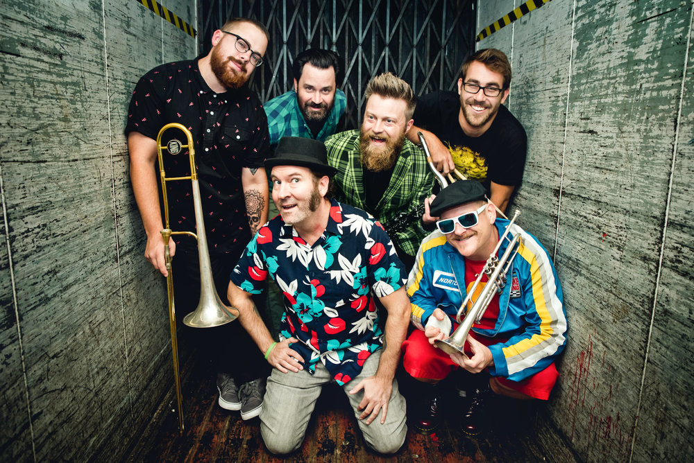 Reel Big Fish 2017