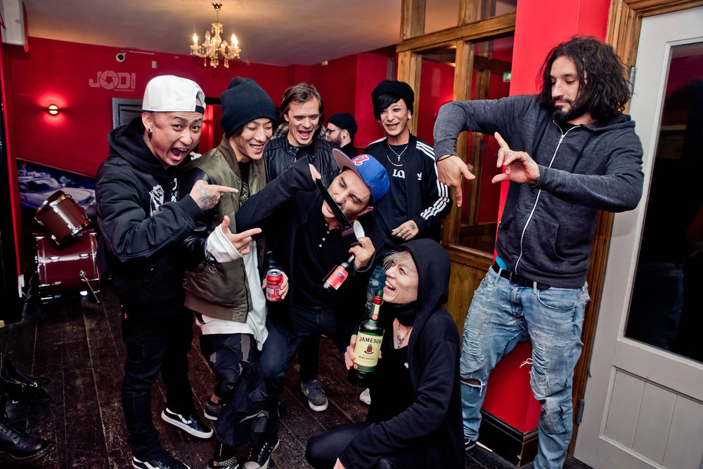 Crazy Town and LOKA at Redrum Stafford backstage photos by jodiphotography 8.jpg