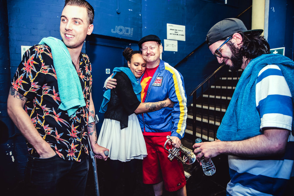 Backstage pics Reel Big Fish and The Skints by jodiphotography.jpg