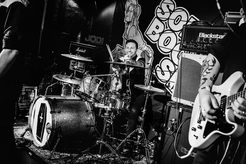 Sonic Boom Six at Redrum Stafford by jodiphotography 55.jpg