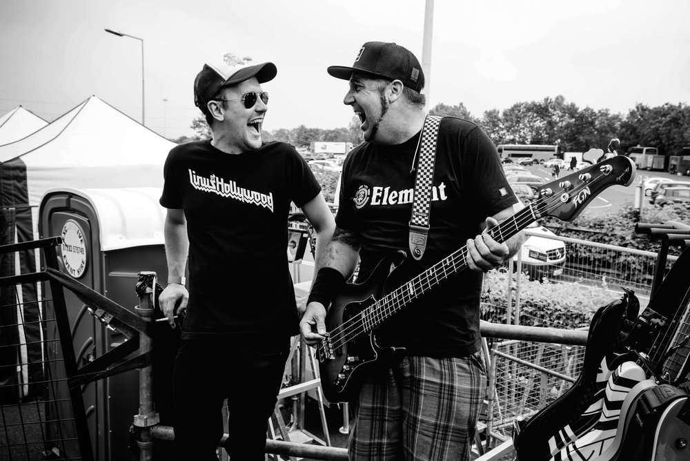 Matt Stocks and Ben Osmundson (Zebrahead)