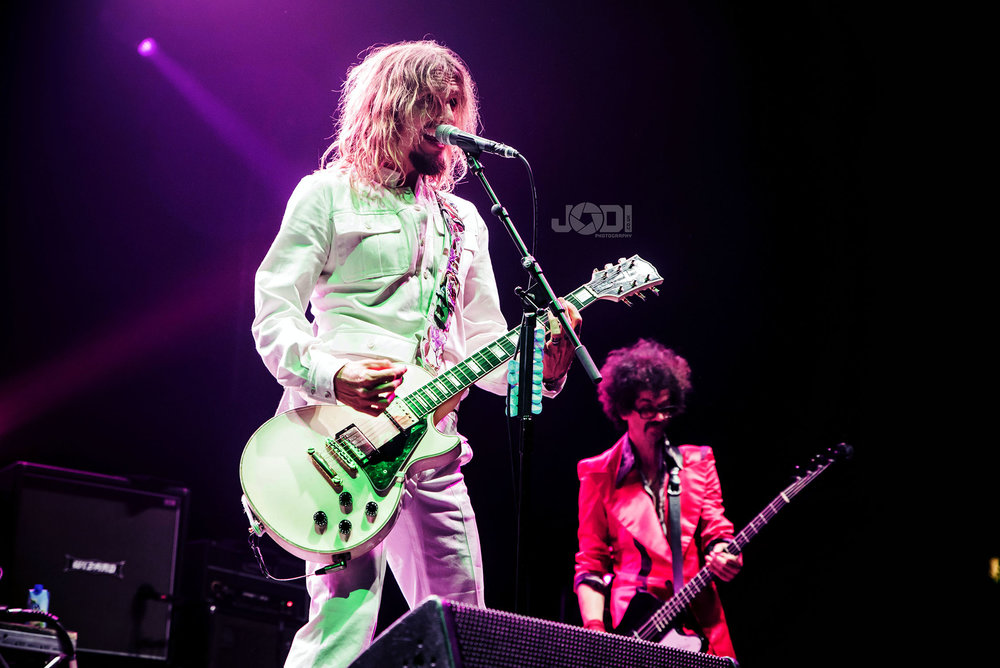 The Darkness at Birmingham Genting Arena by jodiphotography 7.jpg