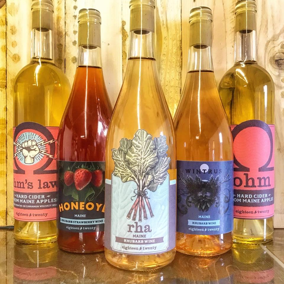 wines and ciders from eighteen twenty