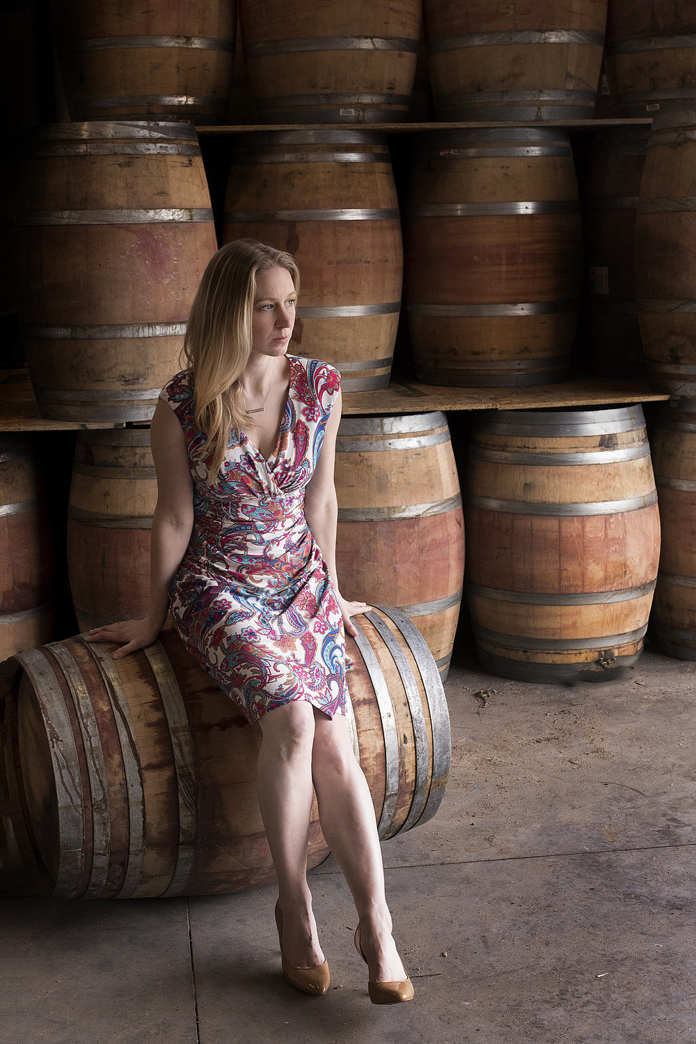 Amanda O'Brien - Owner eighteen twenty winesAmanda started eighteen twenty wines in 2015 with a friend who had been home-brewing rhubarb wine. When she tried it, she had the same reaction everyone else does when they have it