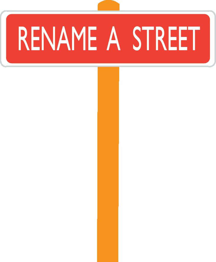 Rename a Street
