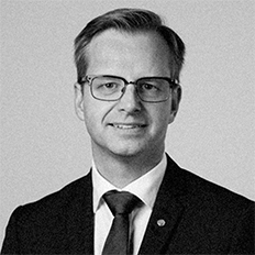 MIKAEL DAMBERG  - Minister for Enterprise and Innovation