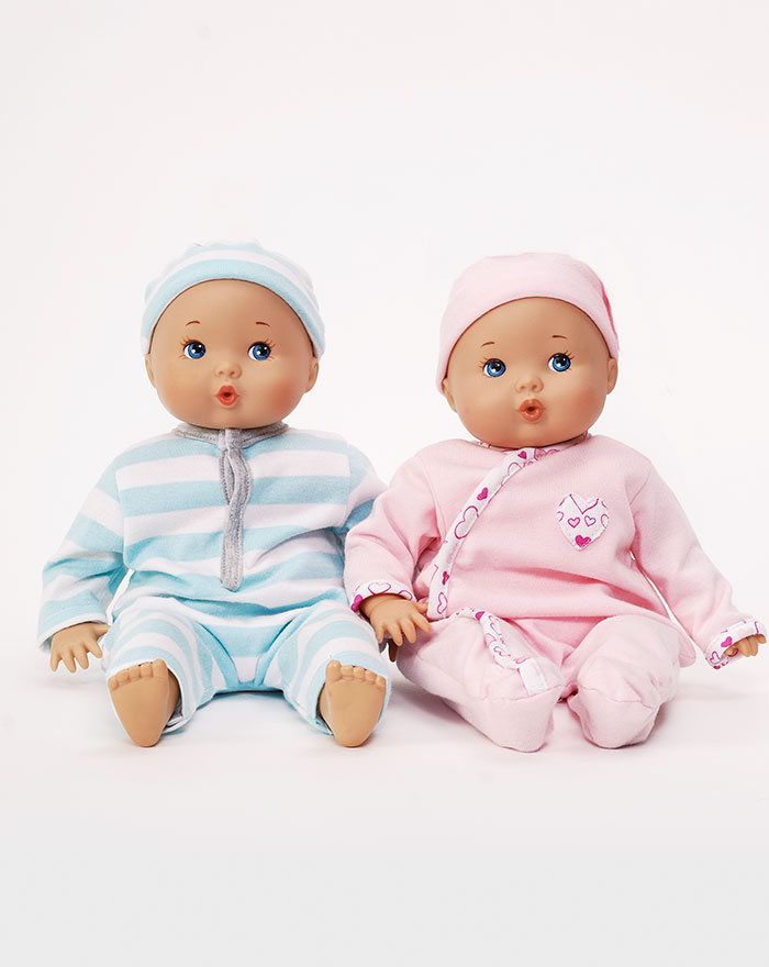 "Little Love Twins  12"" 73015   $54.95"