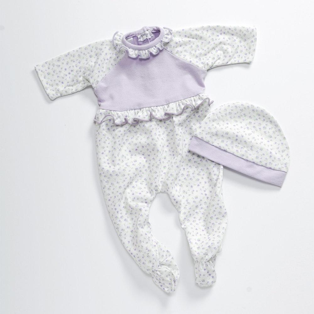 Lux Lavender Layette