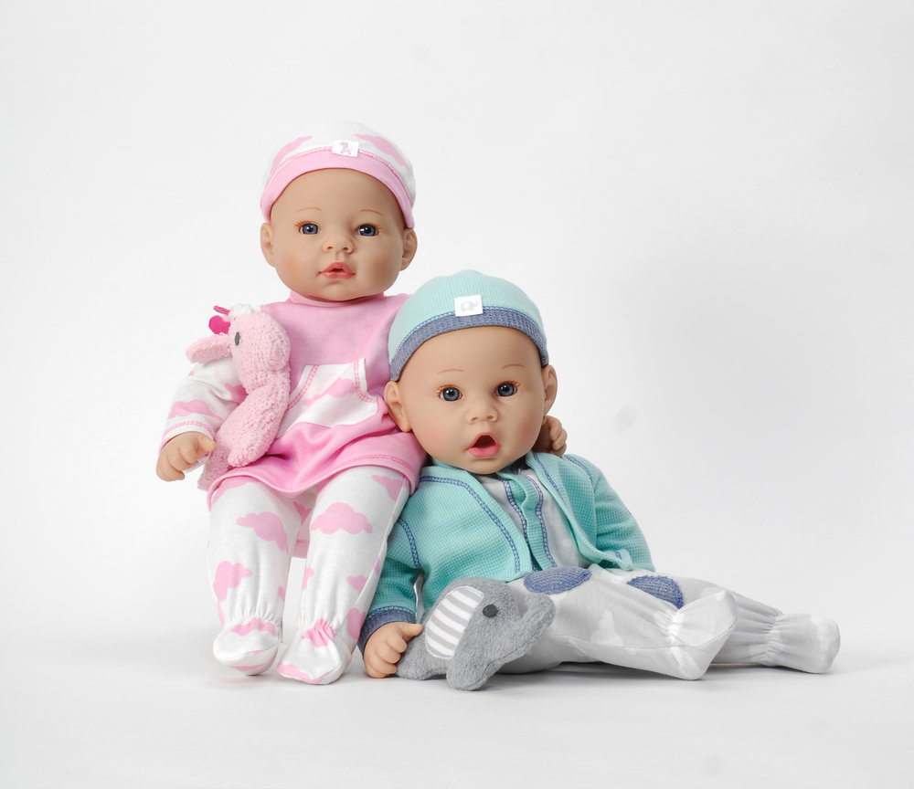 Newborn Nursery Twins