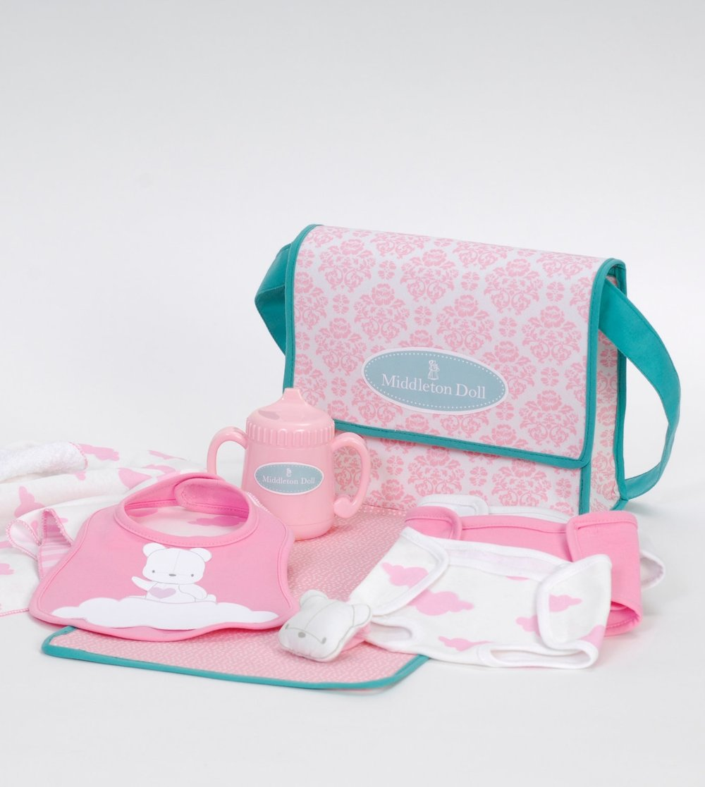 Newborn Nursery Diaper Bag